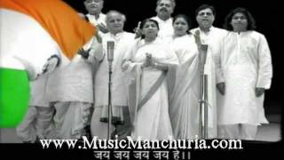 download lagu Jana Gana Mana -a.r Rahman By Manchuria gratis