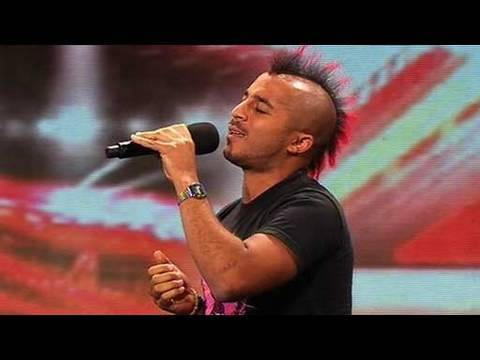 The X Factor 2009 - Daniel Pearce - Auditions 6