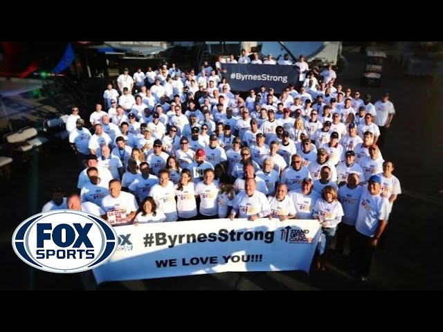 FOX Sports Steve Byrnes Pre-Race Intro - Bristol