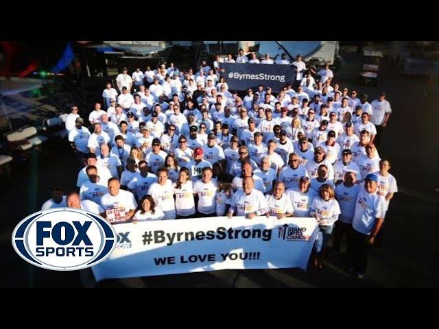 FOX Sports Steve Byrnes Pre-Race Intro - Bristol