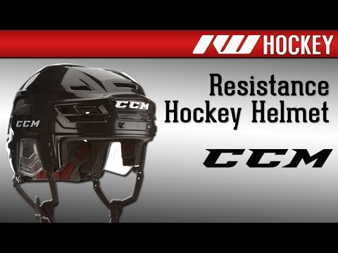 CCM Resistance Hockey Helmet Review
