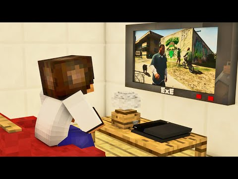 Minecraft Mods: XBOX E PLAYSTATION NO MINECRAFT - Games Console Mod