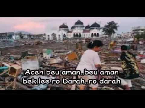 Lagu Daerah Aceh Aneuk Yatim #SEDIH !!!! :'(