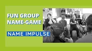 Fun Group Name-Game - Name Impulse