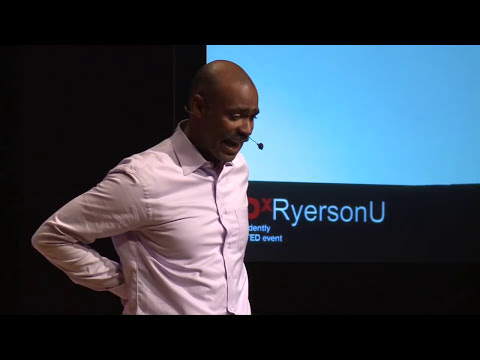 The Skill of Self Confidence: Dr. Ivan Joseph at TEDxRyersonU