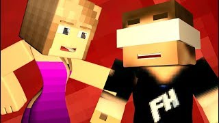 TOUCH MY BODY CHALLENGE Minecraft Animation Ft. MsHeartAttack