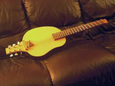 Headless Acoustic Guitar Headless Acoustic Guitar