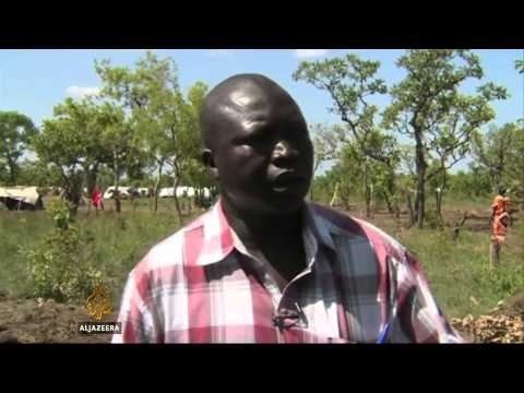 Refugees face famine in South Sudan