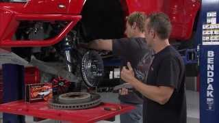 Power Stop Brakes on a souped up Ford Raptor - Truck U Episode 917 - (segment)