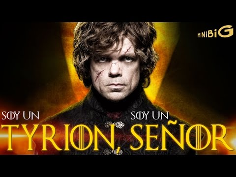 SOY UN TYRION SOY UN SEÑOR by Trazzto