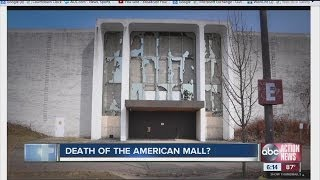 Decline of the mall