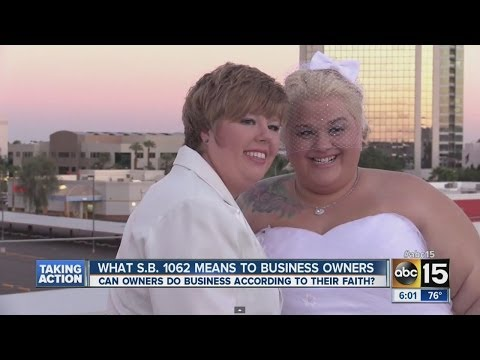 Valley Business Owner Supports Anti Gay Bill