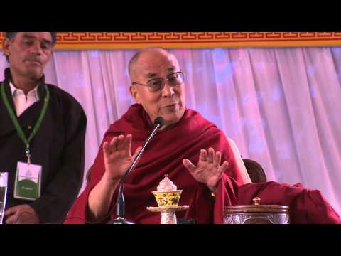His Holiness the Dalai Lama's Address to  Muslim Co-ordination Committee