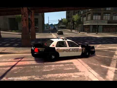 Paterson Police gta4