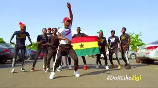 GHANA INDEPENDENCE DANCE VIDEO 🇬🇭 by @incrediblezigi