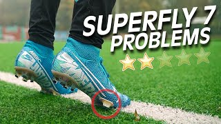 Nike Mercurial Superfly 7 - Test & Review