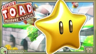 [🔴LIVE] AUF STERNEN-JAGD IN DER BONUSEPISODE! ✨ #11 • Captain Toad: Treasure Tracker [N-Switch]