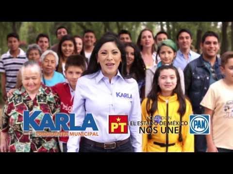 Karla Fiesco, Cuautitlán Izcalli con Firmeza y Trabajo
