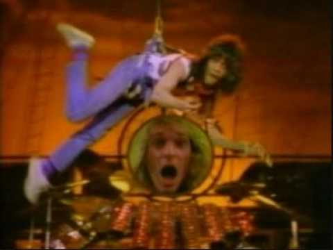 Van Halen - Panama (Music Video) Video