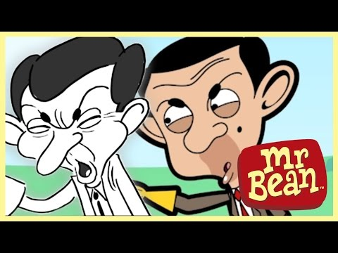 Mr. Bean - From Original Drawings To Animation - Litterbugs