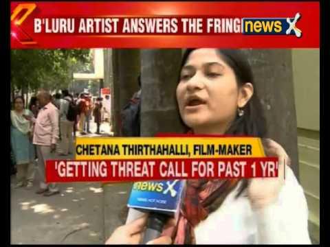 Chetana Thirthahalli a film-maker from Bengaluru gets rape threat for endorsing Beef