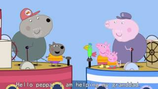 Peppa Pig 粉紅豬小妹 S350 【The Biggest Muddy Puddle In the World】