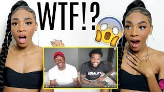 Download Lagu REACTING TO PEOPLE WHO SMASH OR PASSED ME! D&B Nation, DDG, Chris and Queen |KellieSweet Gratis STAFABAND