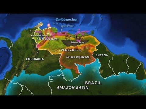 Venezuela's Geographic Challenge
