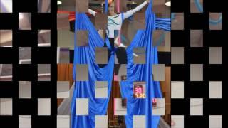 Aerial Silks Demo Reel