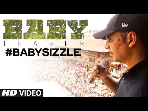 Exclusive: Baby Sizzle | First Look out on 3rd December | Akshay Kumar