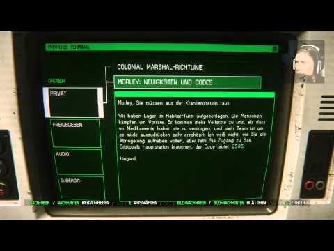 ALIEN ISOLATION #013 - Der Wirt des Parasiten [FACECAM] [HD+] | Let's Play Alien Isolation