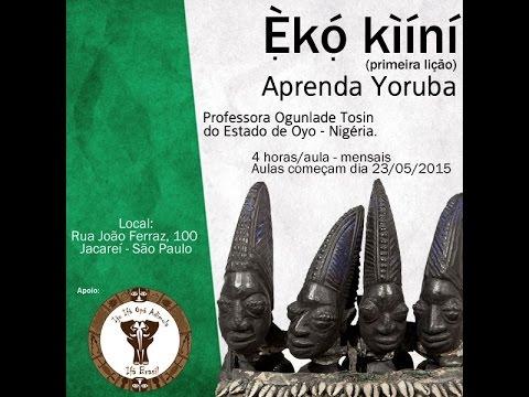 Radio Ifa Brasil - Papo de Awo - Ori, Possessao e Oso #36