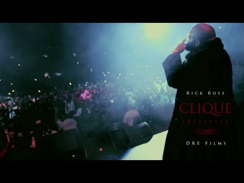 Rick Ross - Clique Freestyle (Chicago vlog feat. Usher) Music Videos