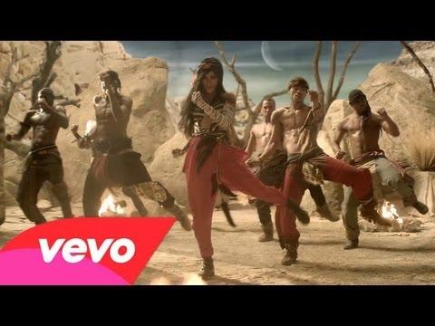 Rihanna ~ Where Have You Been (lyrics - Sub. Español) Official Video video