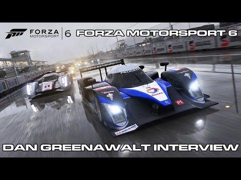 E3 2015: Forza Motorsport 6 Dan Greenawalt Interview
