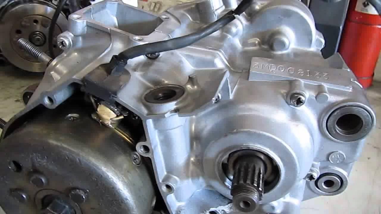 yamaha dtr125 tzr125 engine strip down part 1 roadanddirt