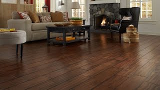 Handscraped Hardwood Flooring | Lumber Liquidators