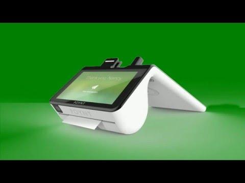 Poynt Terminal POS-n-go POS Point of Sale - Retail Transaction