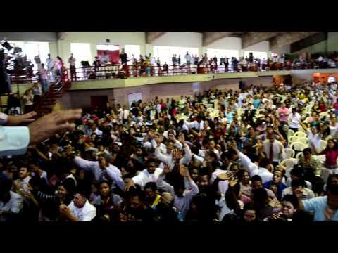 Avivamiento y Derramamiento del Espíritu Santo. UPCI.  Iglesia Pentecostes Unida Internacional