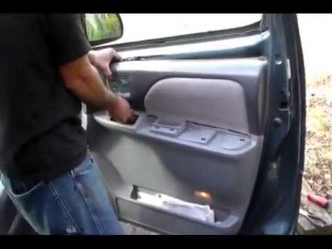 2000 Toyota Camry Door Handle Replacement How To Make Do Everything