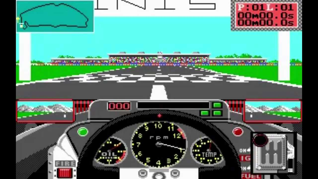 f1 games history 1987 2013 youtube. Black Bedroom Furniture Sets. Home Design Ideas