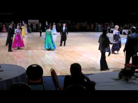 2010 WDC AL World Championship- Disney Cup Senior Over 55 Ballroom - Semi-Final