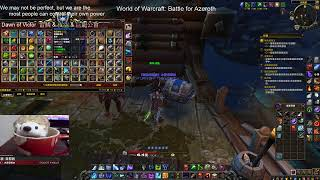 杯子星系~杯子鼠~玩World of Warcraft & 加減完爐石戰記