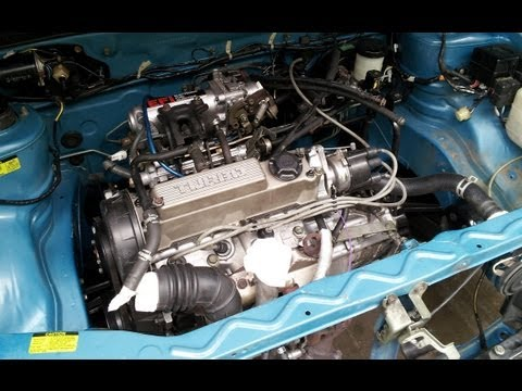 Turbo Geo Metro G10T Swap Suzuki Swift Cultus