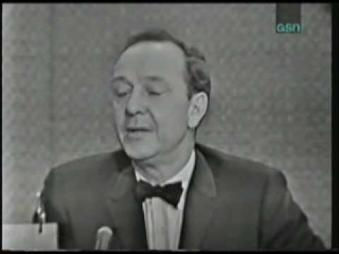 What's My Line? -  5 Feb 1961 - Mystery Guest Dorothy Kilgallen - Part 1 Prelude