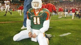 Ohio State vs Miami 2002 National Championship Game