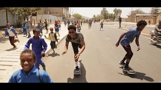 Ethiopia Skate | The Very Best - Makes A King | Streets of Addis Ababa and Awassa