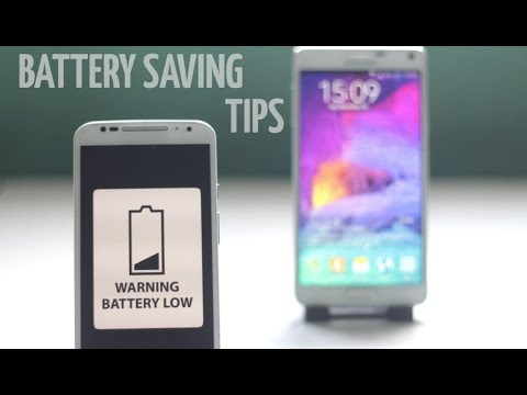 10 Battery Saving Tips for Android ( Useful Tips for Android #1 )