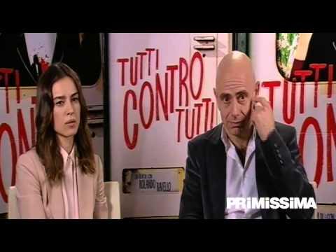 Intervista a Kasia Smutniak ed a Rolando Ravello regista del film Tutti contro tutti