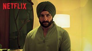 Sacred Games Season 2   Official Trailer   Netflix